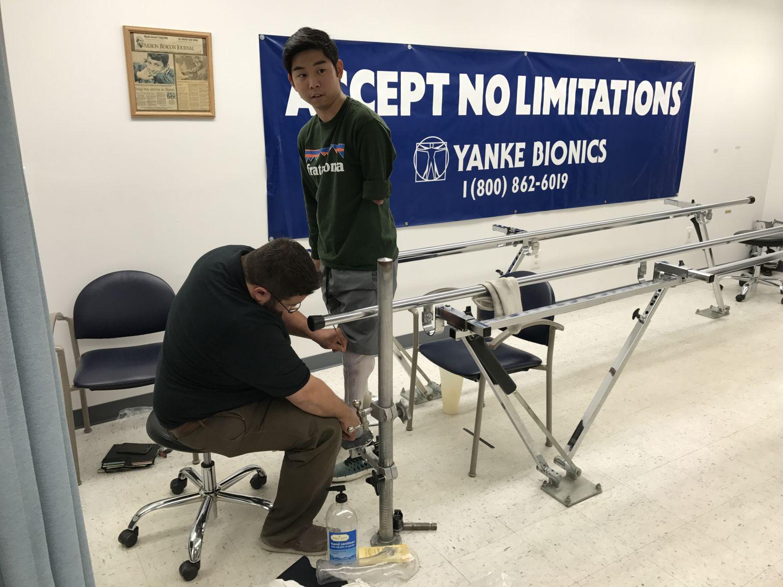 Our Services - Yanke Bionics | Ohio